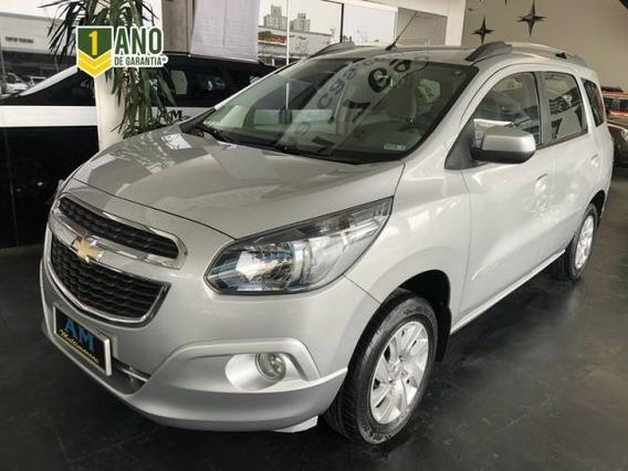 Chevrolet Spin Ltz 1.8 8v Econo.flex, Fdr8380
