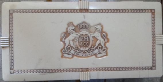 Antigua Caja De Tabacos Phillip Morris.