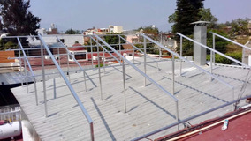 Bases Para Paneles En Horizontal De 330 W