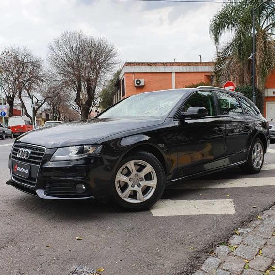 Audi A4 Avant 1.8 Attraction Tfsi Manual Dissano Automotores