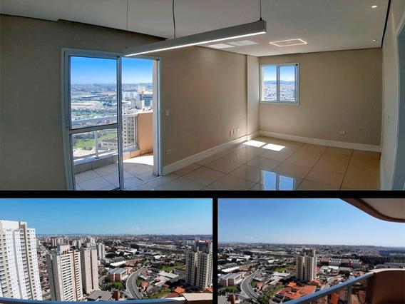 Lindo Apartamento C/ Vista Livre Incrível 95m 3dorm. 1suite