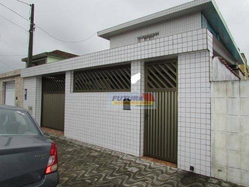 Imagem 1 de 30 de Sobrado Com 4 Dormitórios À Venda, 225 M² Por R$ 1.100.000,00 - Vila São Jorge - São Vicente/sp - So0336