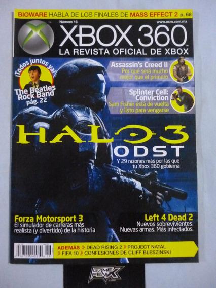 Revista Oficial Xbox 360. No. 16. Game Fenix