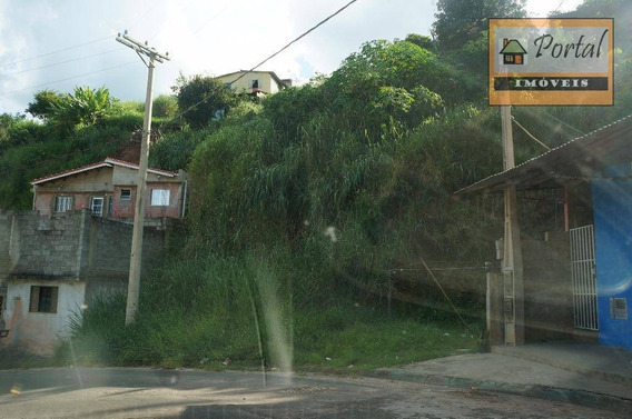 Terreno Residencial À Venda, Botujuru (botujuru), Campo Limpo Paulista. - Te0015