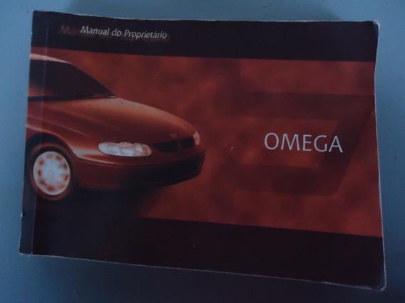 Manual Gm Omega 2003/2004 Original Chevrolet V6 3.8