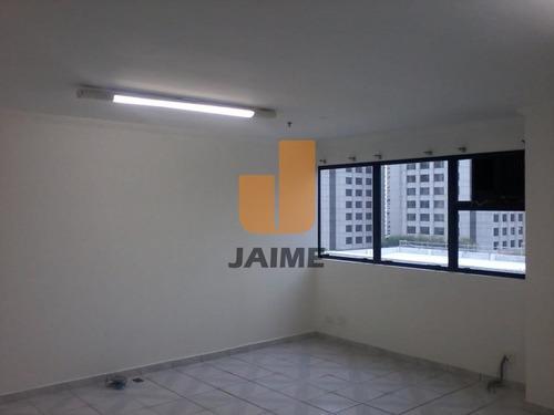 Conjunto Comercial Em Indianópolis - Ja13039
