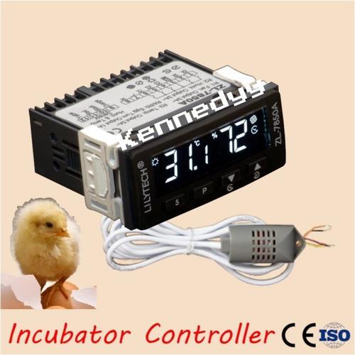 Higrostato, Controlador Para Incubadora Multifuncional