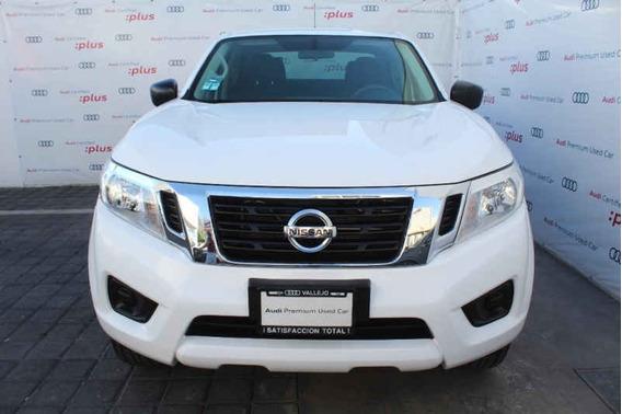 Nissan Frontier 4p Xe L4/2.4 Man P. Seguridad