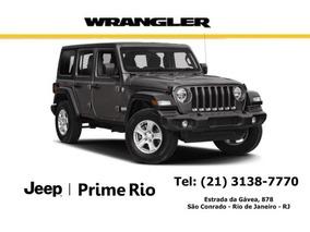 Jeep Wrangler Sport Unlimited 4x4 Capota Dupla 3.6 ..wrangle