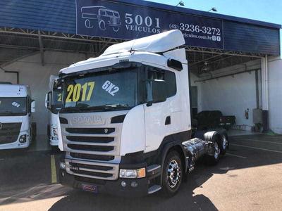 Scania R 440 6x2 Ano 2017