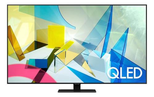 """Imagen 1 de 4 de Smart TV Samsung QN75Q80TAGXZD QLED 4K 75"""" 100V/240V"""