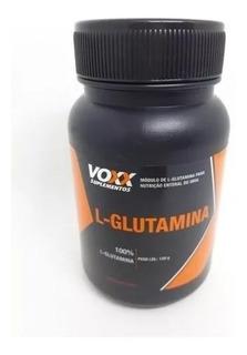 L Glutamina Voxx Suplementos 120g