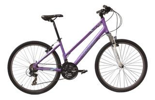 Bicicleta Dama Vairo 3.5l Suspension R.27,5 Talle S Blanca P