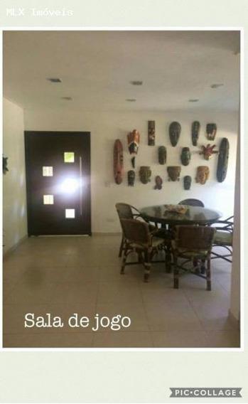 Casa Em Condomínio Para Venda Em Bertioga, Centro, 6 Dormitórios, 6 Suítes, 9 Banheiros, 5 Vagas - 1198_2-662592