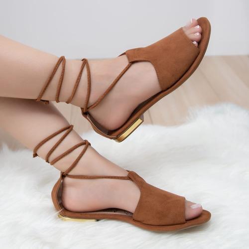 Sandalias Para Dama Ref: 1140