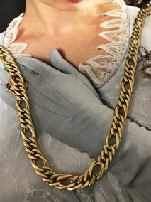 Corrente Unissex, Ouro 18k-750, 71cm, Peso: 29,7 Gramas