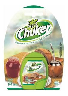 Chuker Edulcorante Comprimidos X 300 Tabletas