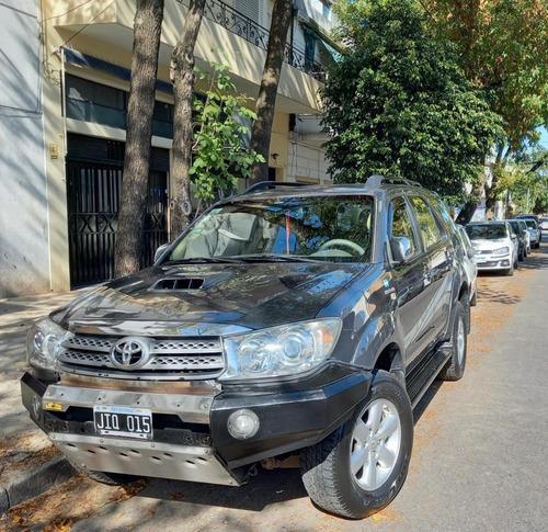 Toyota Sw4 Srv, 4x4, T/m, 7 Asientos Cuero, 2010 Linea Nueva