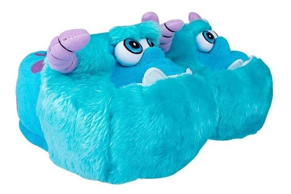 Pantufa Sulley Monstros S A