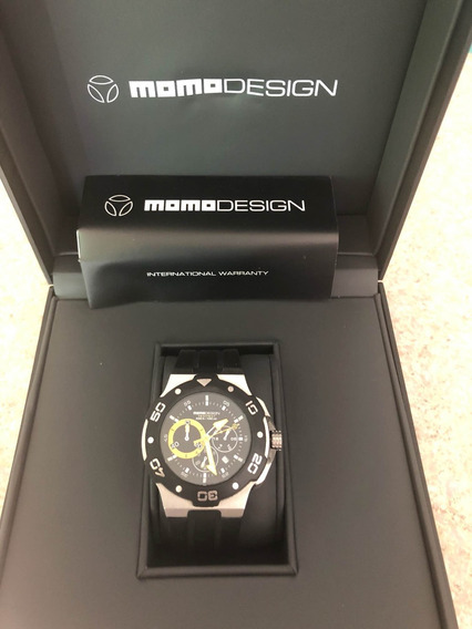 Reloj Marca Momo Design De Acero