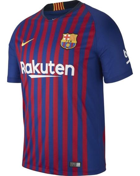 Camiseta Nike Barcelona Titular Oficial Futbol Profesional