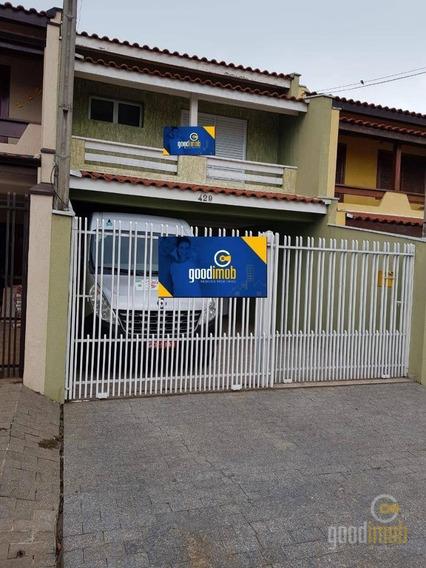 Apartamento Com 2 Dormitórios Para Alugar, 52 M² Por R$ /mês - Jardim São Marcos - Sorocaba - Ap0015