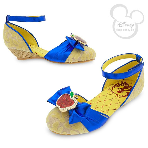 Sapato Princesa Branca De Neve Disney Store P/entrega