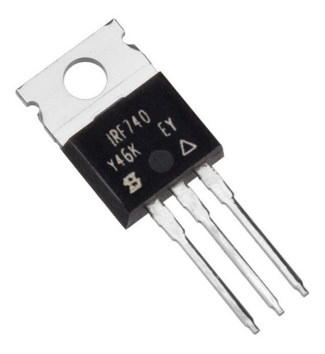 Irf740 Mosfet Canal N 400v 10a Pelv