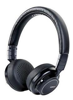 Aukey Auriculares Bluetooth En La Oreja, Auriculares Inalámb
