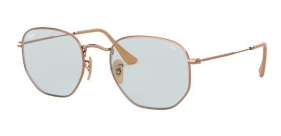 Oculos Sol Ray Ban Rb3548n 91310y 54 Lent Azul Fotocromatica