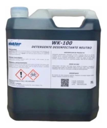 Amonio Cuaternario Concentrado Con Isp