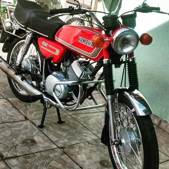 Yamaha Rs 125