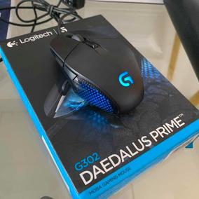 Mouse Logitech G302 4.000 Dpi 1ms Daedalus Prime