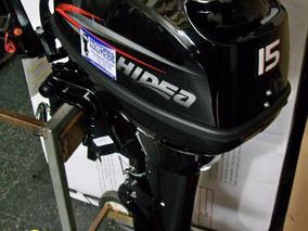 Motor Hidea 15 Hp 2t Nuevos Envios Powertec No Parsun Titan