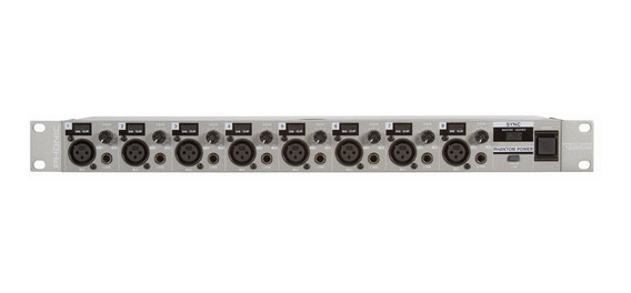 Pré-amplificador Firefly Ada 8 - Phonic + Nf + Garantia