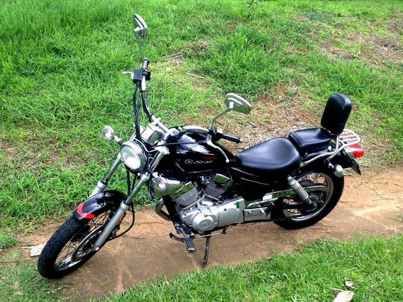 Yamaha Xv Star 250 Cc Como Nueva, Preciosa. 100% Japón