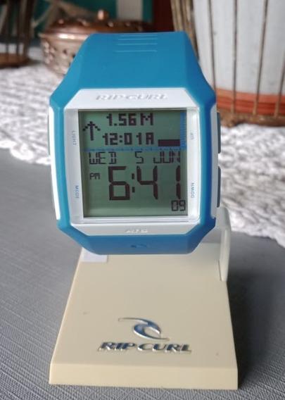 Relógio Rip Curl Maré Ondas A1118 Acid Blue