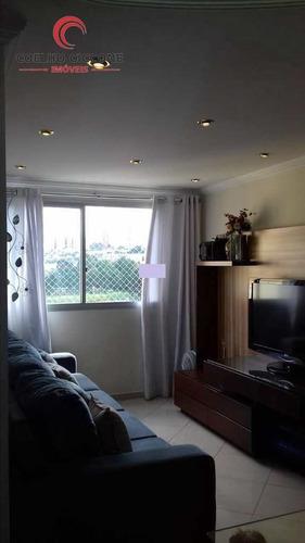 Imagem 1 de 15 de Apartamento Em Jardim Patente Novo - Sao Paulo - V-5030