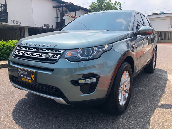 Land Rover Discovery Sport 2-0l Hse At Sec 4x4