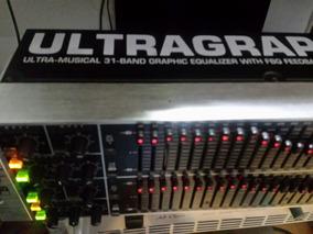 Equalizador Behringer Fbq 6200
