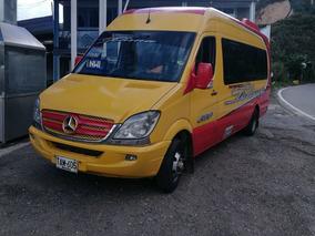 Vende Microbus Mercedez-benz Sprinter 2014