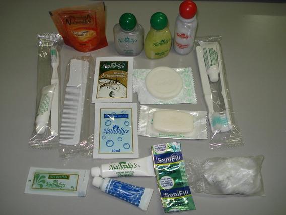 Produtos De Higiene Em Sache Unitários
