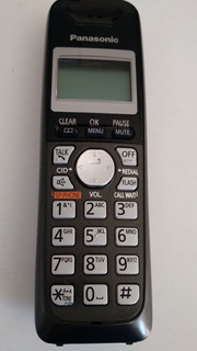 Telefone Panasonic Somente O Fone Sem Base E Acessórios.