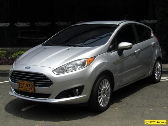 Ford Fiesta Titanium 1600 Cc At