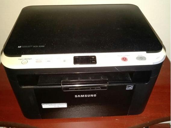 Impressora Samsung Scx-3200