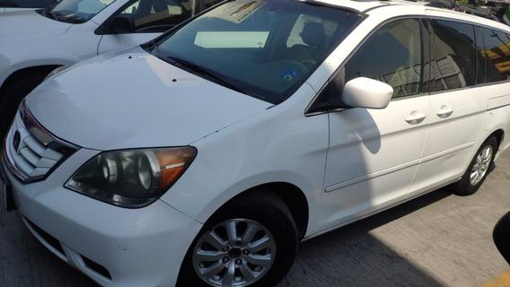 Honda Odissey Exl Minivan 5 Puertas