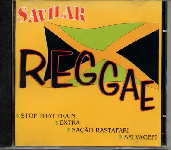 Cd Savilar - Reggae
