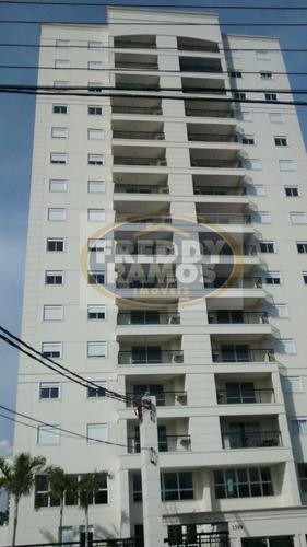 Apartamento A Venda No Bairro Vila Nova Socorro Em Mogi Das - 105-1