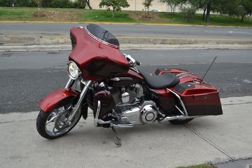 Imagen 1 de 7 de Harley Davidson Street Glide 2012