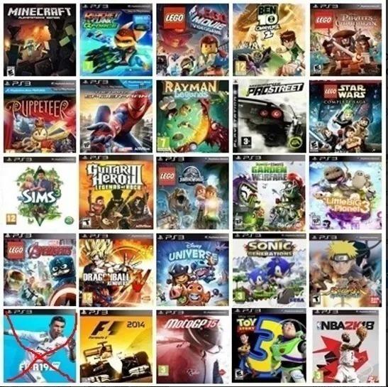 Promoção Quaretena Combo Ps3 + De 2500 Jogos Mídia Digital